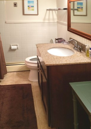 Eastham Cape Cod vacation rental - Updated 2nd bath with tub & shower