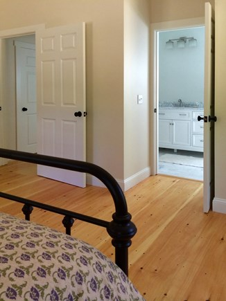 Eastham Cape Cod vacation rental - Master bedroom with master bath