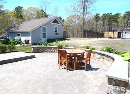 Brewster Cape Cod vacation rental - Patio - great for dining and relaxing