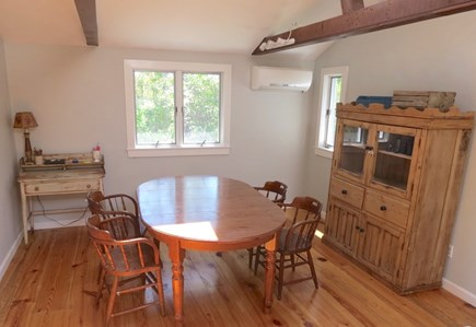 Brewster Cape Cod vacation rental - Dining room in the main house