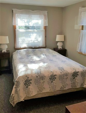 Dennisport Cape Cod vacation rental - Master queen- Open windows and have the best sleep of your life!