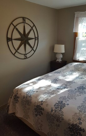 Dennisport Cape Cod vacation rental - Master - Also great for a post-beach nap!