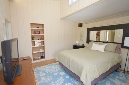 Orleans Cape Cod vacation rental - Second bedroom with Queen bed and two twins