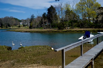 Orleans Cape Cod vacation rental - Access to Private Dock