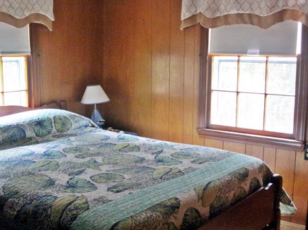 North Eastham Cape Cod vacation rental - Double bed bedroom