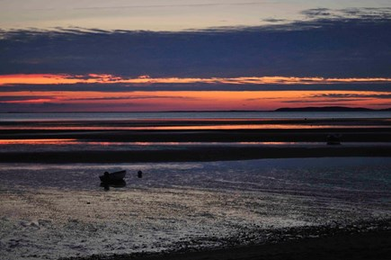North Eastham Cape Cod vacation rental - Cooks Brook Beach Spectacular Sunsets every night moments away!