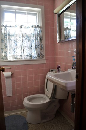North Eastham Cape Cod vacation rental - Bathroom #2 with standup shower