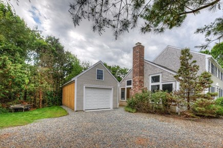 West Barnstable Cape Cod vacation rental - Garage
