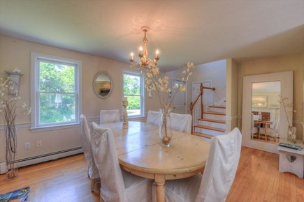 West Barnstable Cape Cod vacation rental - Dining Room