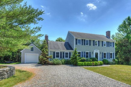 West Barnstable Cape Cod vacation rental - Front of Home
