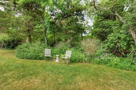 West Barnstable Cape Cod vacation rental - Yard