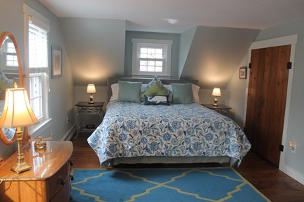 Eastham Cape Cod vacation rental - Master bedroom with king