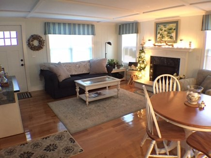 Yarmouth Cape Cod vacation rental - Open Dining room/living room