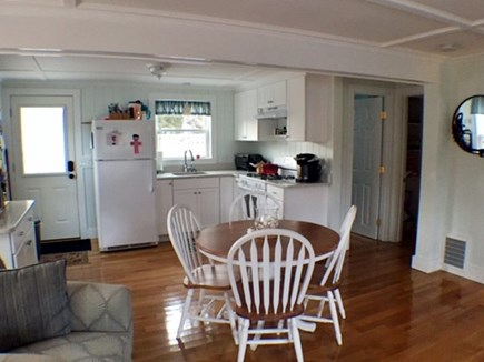 Yarmouth Cape Cod vacation rental - Open Kitchen Dining room