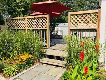 Yarmouth Cape Cod vacation rental - Cottage gardens