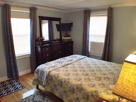 Yarmouth Cape Cod vacation rental - Master Bedroom with Queen Bed