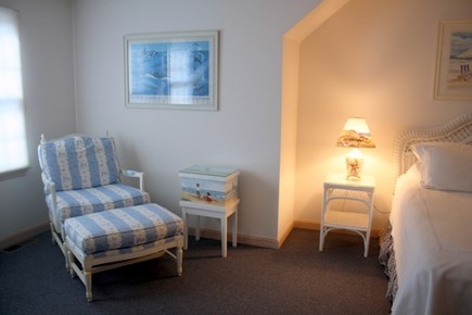 Eastham Cape Cod vacation rental - Guest Room - Seating Area