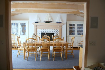 Eastham Cape Cod vacation rental - Dining Room Entrance