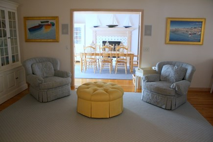 Eastham Cape Cod vacation rental - Seating Area