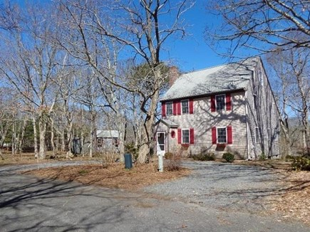 Eastham - Cooks Brook Beach  Cape Cod vacation rental - 1 Kingfisher Road - Circular Driveway