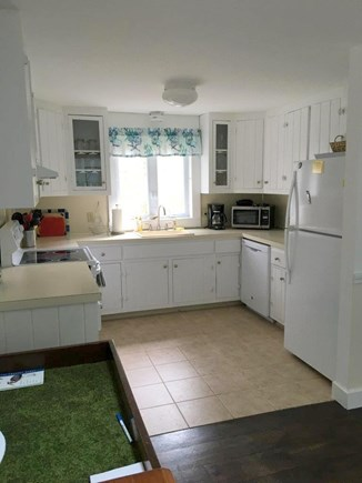 Eastham - Cooks Brook Beach  Cape Cod vacation rental - Kitchen with Dishwasher