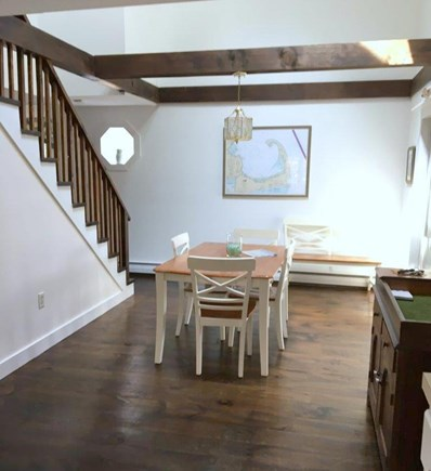 Eastham - Cooks Brook Beach  Cape Cod vacation rental - Dining Area