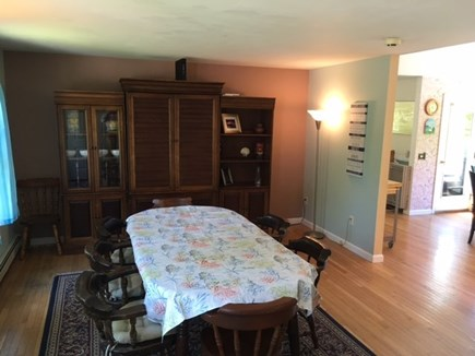 Orleans Cape Cod vacation rental - Spacious dining room