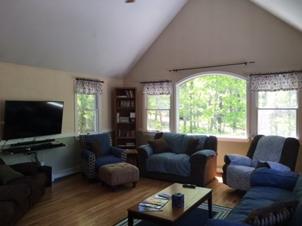 Orleans Cape Cod vacation rental - Great room for movie night or game night