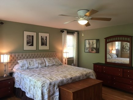 Orleans Cape Cod vacation rental - King size bedroom