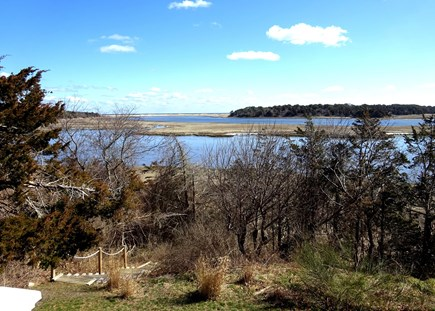 East Orleans Cape Cod vacation rental - Water views