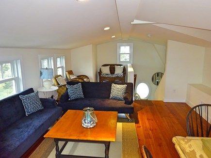 East Orleans Cape Cod vacation rental - Third level bonus room with two futons.