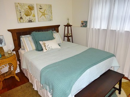 East Orleans Cape Cod vacation rental - Second bedroom with queen bed on lower level.