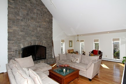 Brewster Cape Cod vacation rental - Beautiful Living room area awaits you