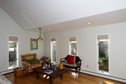 Brewster Cape Cod vacation rental - A cozy sitting area with lots of natural light