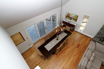 Brewster Cape Cod vacation rental - View from upstairs