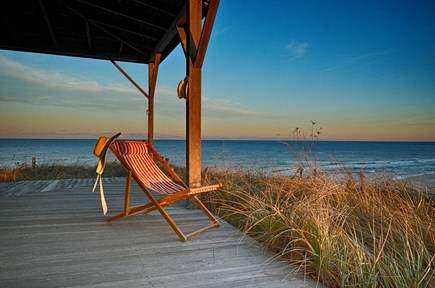 Truro Cape Cod vacation rental - Imagine spending the day relaxing to the sound of ocean waves.