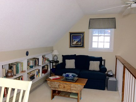 Eastham Cape Cod vacation rental - Second floor sitting area
