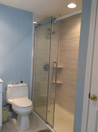 Eastham Cape Cod vacation rental - Renovated master, walk-in shower with 2 shower heads