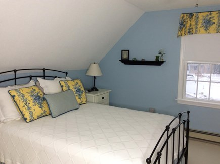 South Eastham 7 mins to Orlean Cape Cod vacation rental - Master queen bed