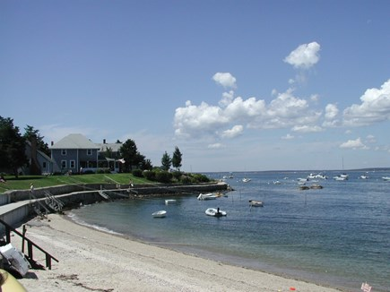 Pocasset, Wenaumet Bluffs Association Pocasset vacation rental - Private Beach less 2 blocks away