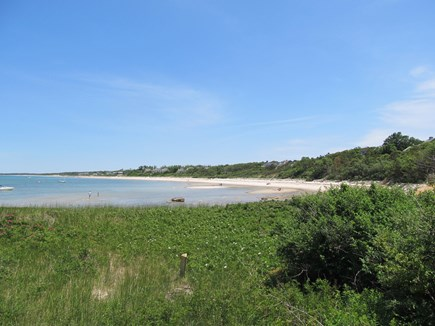 Brewster Cape Cod vacation rental - Point of Rocks Beach