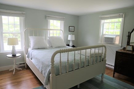 Brewster Cape Cod vacation rental - Bedroom 1, downstairs, queen bed
