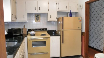 South Dennis Cape Cod vacation rental - Fully equipped kitchen.