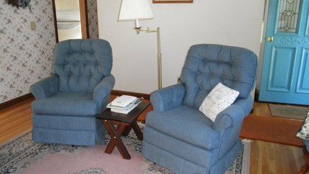 South Dennis Cape Cod vacation rental - Living room with new furniture
