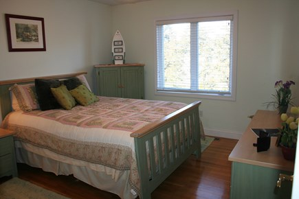 Brewster Cape Cod vacation rental - Guest room #2 with queen bed