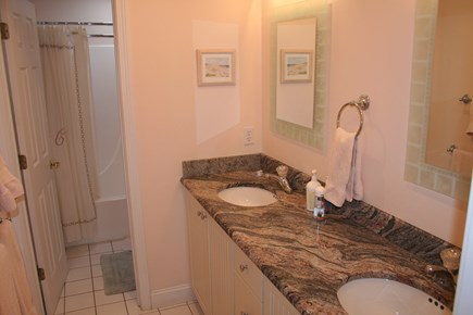 Brewster Cape Cod vacation rental - Guest bath