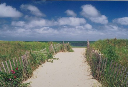 Brewster Cape Cod vacation rental - Brewster Bay beaches are just 1/2 mile away
