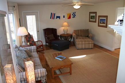 Brewster Cape Cod vacation rental - Large living room