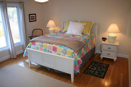 Brewster Cape Cod vacation rental - Master bedroom en suite with queen bed