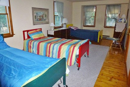 Wellfleet Cape Cod vacation rental - Huge child friendly room 4 with toys, books, play space